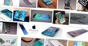 iPhone 8 huhuja