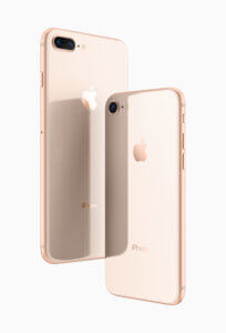 iPhone 8 Plus ja iPhone 8