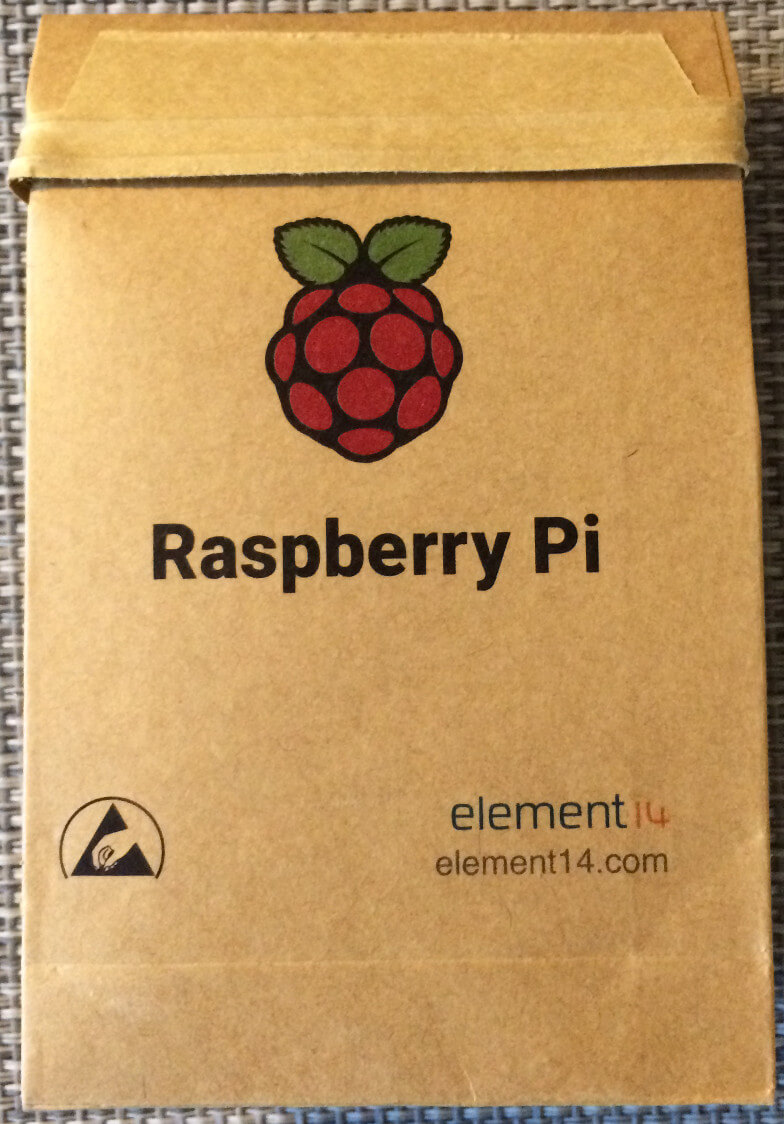 Raspberry Pi 3 box