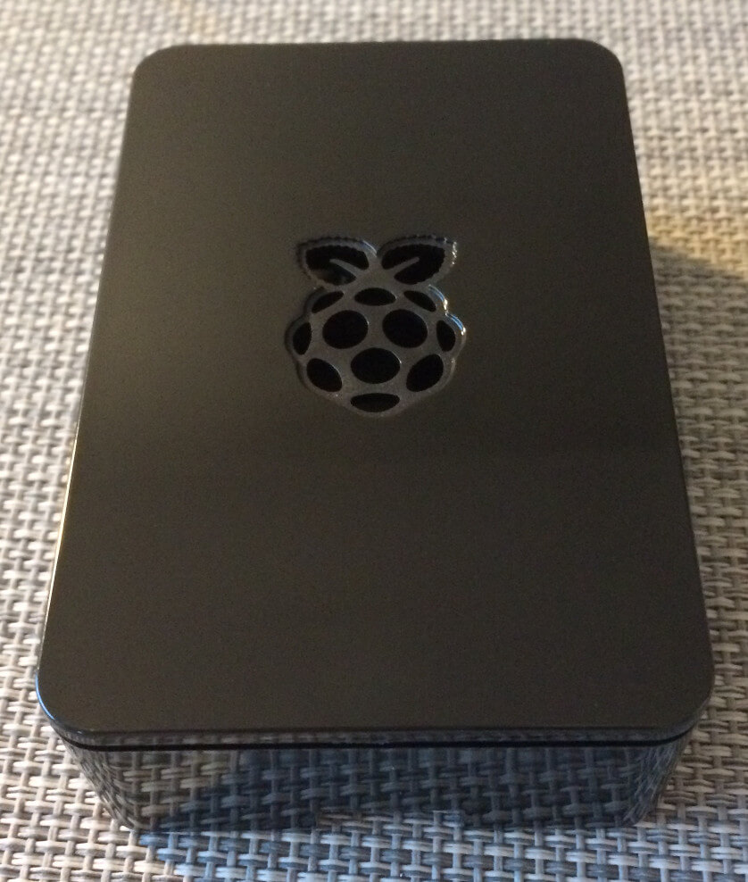 Raspberry Pi 3 case