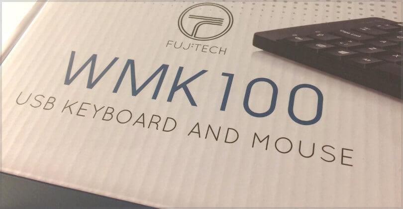 Fuj:tech WMK100