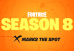fortnite season 8 title