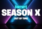 Fortnite Season X