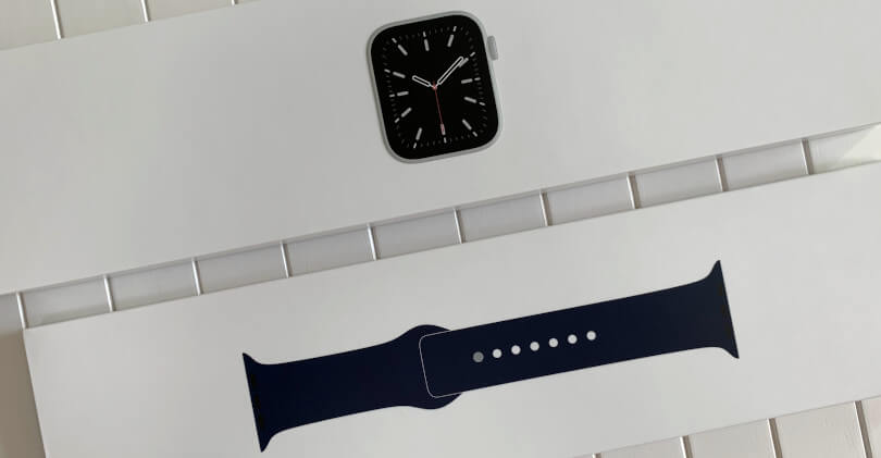 Apple Watch Series 6 Unboxing