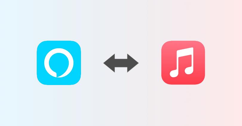 Amazon Alexa, Apple Music