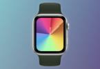 Apple Watch 44mm mockup